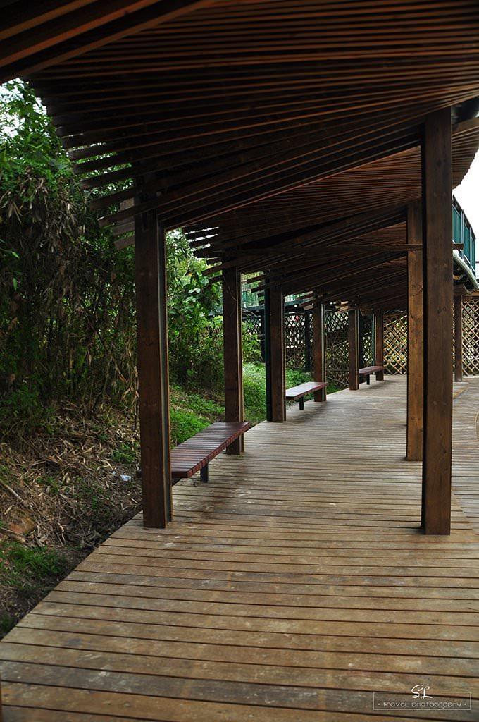 南投.魚池 | 半日輕旅行 | 三育基督教學院 & 向山遊客中心