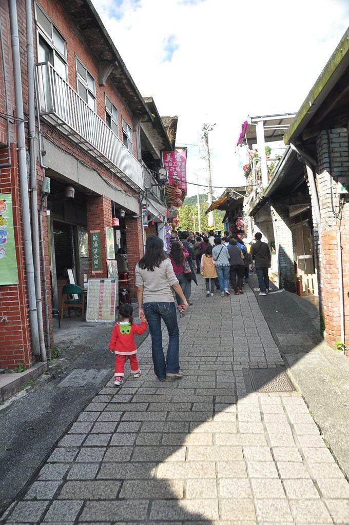 台北   平溪.九份   古早味道的老地方