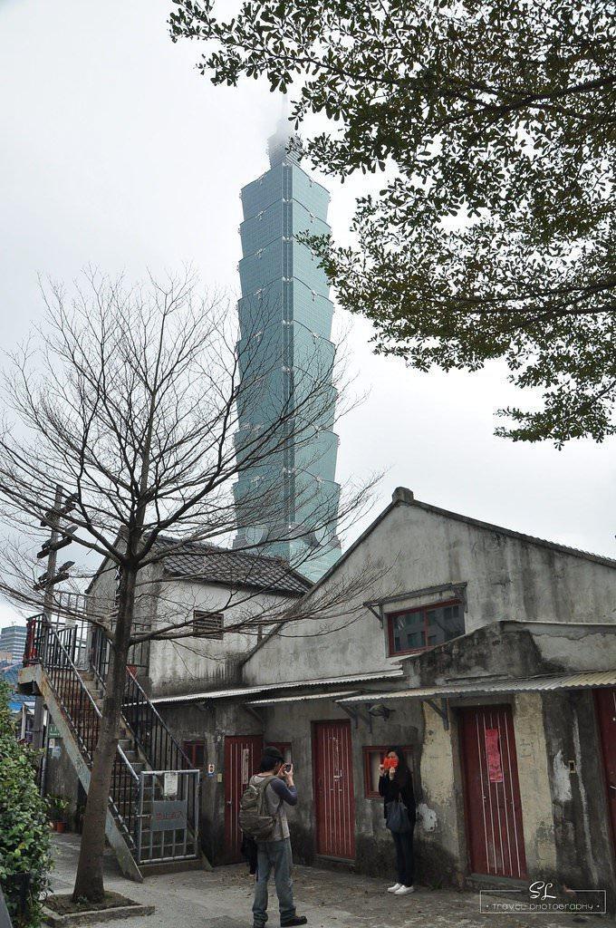台北.信義區 | 鬧區中的小角落 | 四四南村