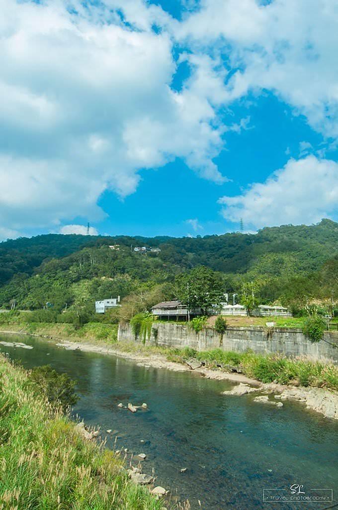台北.坪林 | 坪林親水吊橋 | 到山區享受自然好空氣