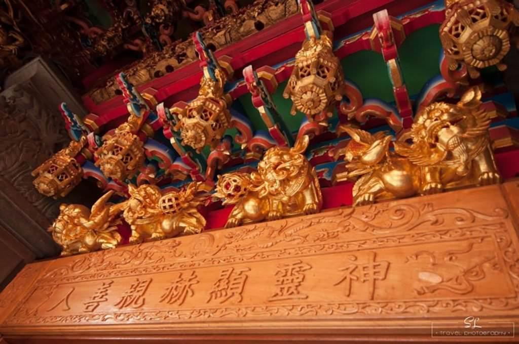 新北.三峽 | 莊嚴隆重 | 三峽清水祖師廟