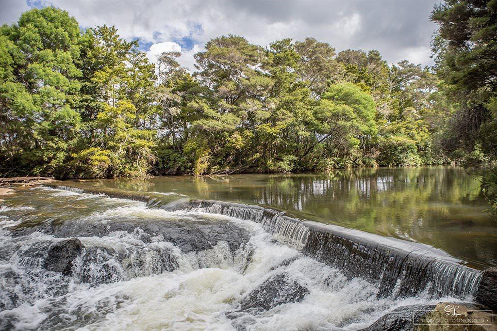 紐西蘭 | 北島北 Northland | 凱里凱里 KeriKeri Rainbow Falls