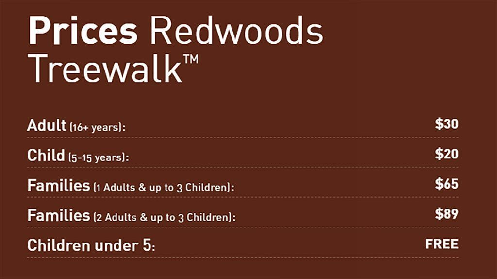 紐西蘭 | 羅托魯瓦 Rotorua | 紅木森林 Redwoods Treewalk