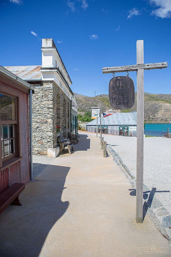紐西蘭 | 克倫威爾 Cromwell | 淘金熱潮留下的復古小鎮 Cromwell Heritage Precinct