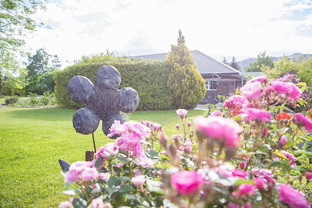 紐西蘭 | 克倫威爾 Cromwell | 俯瞰美麗的水果小鎮 Cromwell Lookout