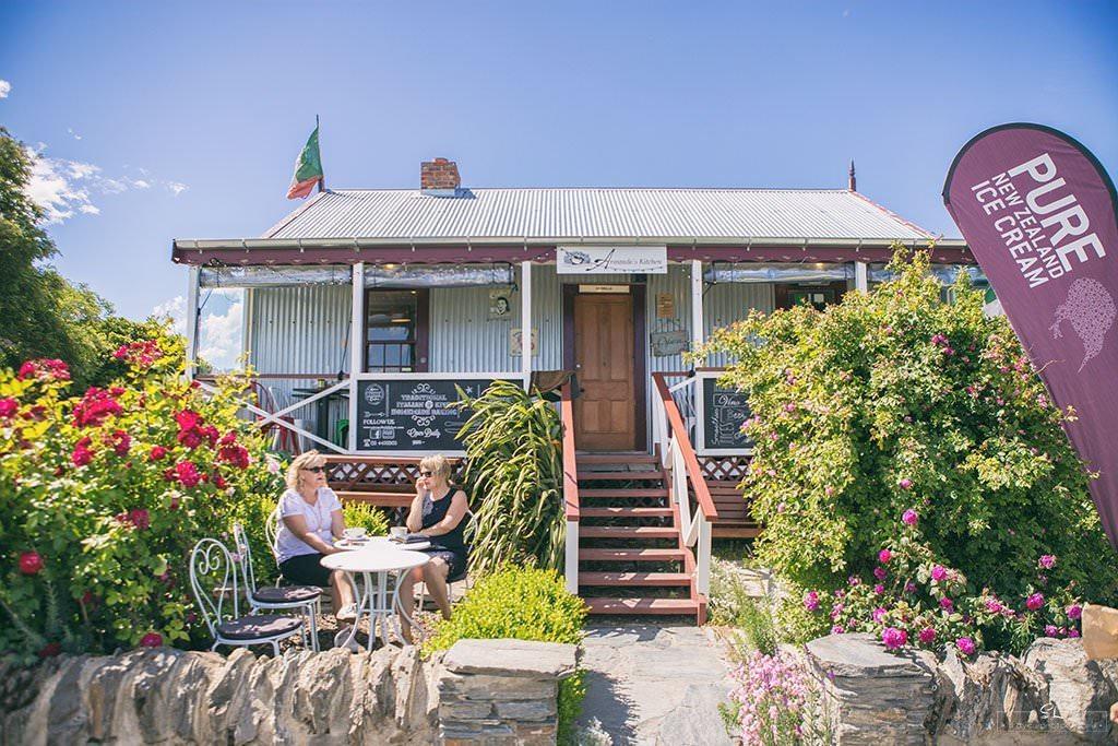 紐西蘭 | 克倫威爾 Cromwell | 隱身於復古小鎮中的義式餐廳 Armando's Kitchen