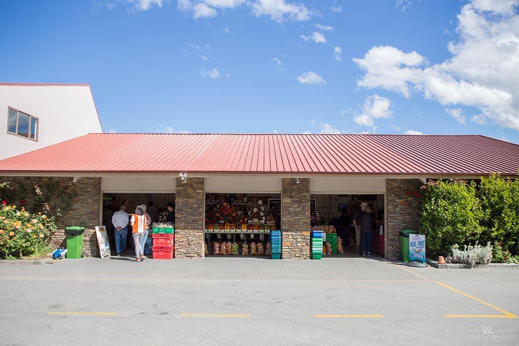 紐西蘭 | 克倫威爾 Cromwell | 享受水果小鎮的美味冰淇淋 Jones Family Fruit Stall