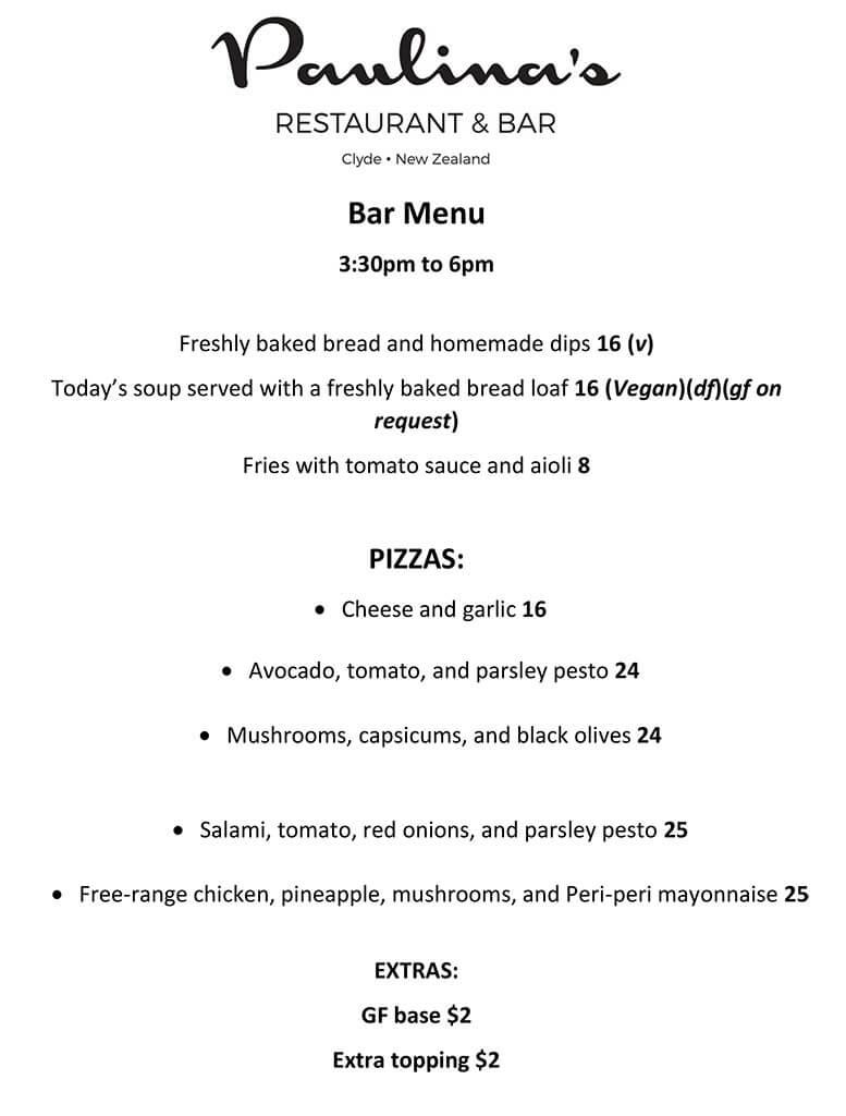 paulinas-restaurant - Bar_Menu_Winter_2020