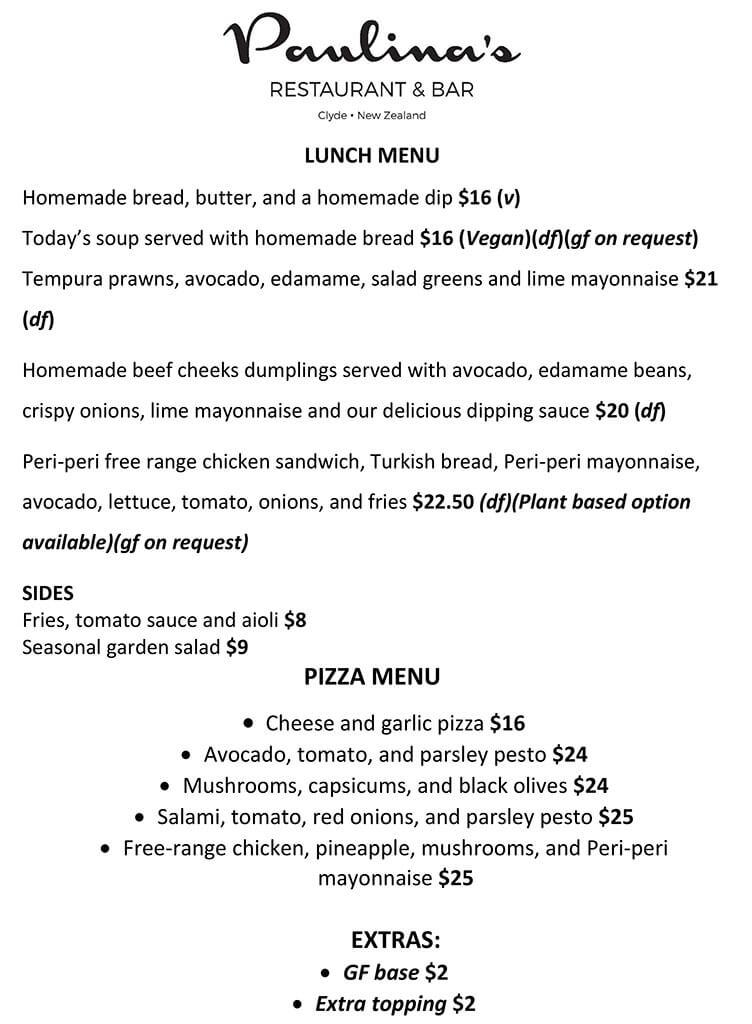 paulinas-restaurant - Lunch_Menu_Winter_2020