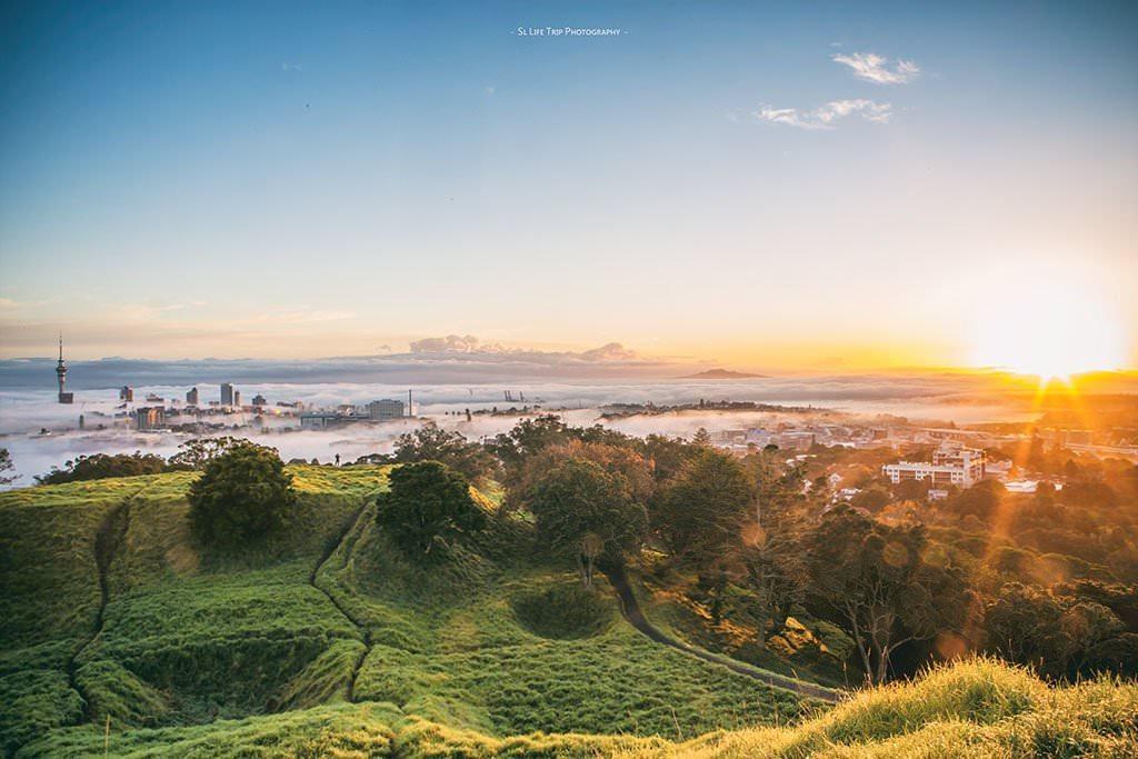 隨記 | Auckland Sunrise 那日我們一起追的雲海