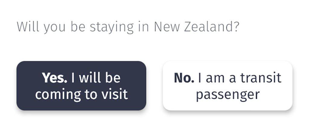 紐西蘭.電子旅行授權 | NZeTA Mobile APP 申請教學